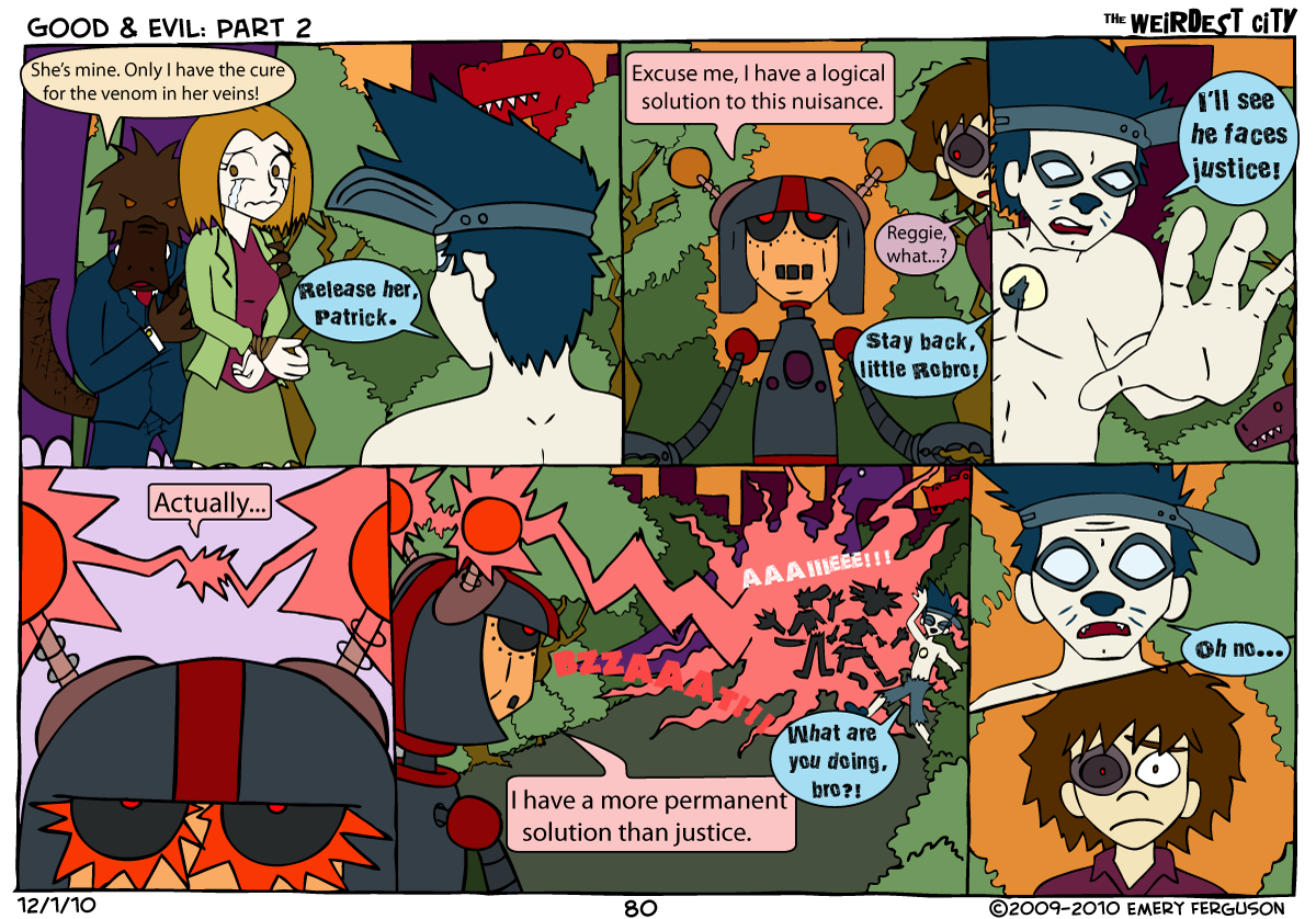 Good & Evil: Part 2
