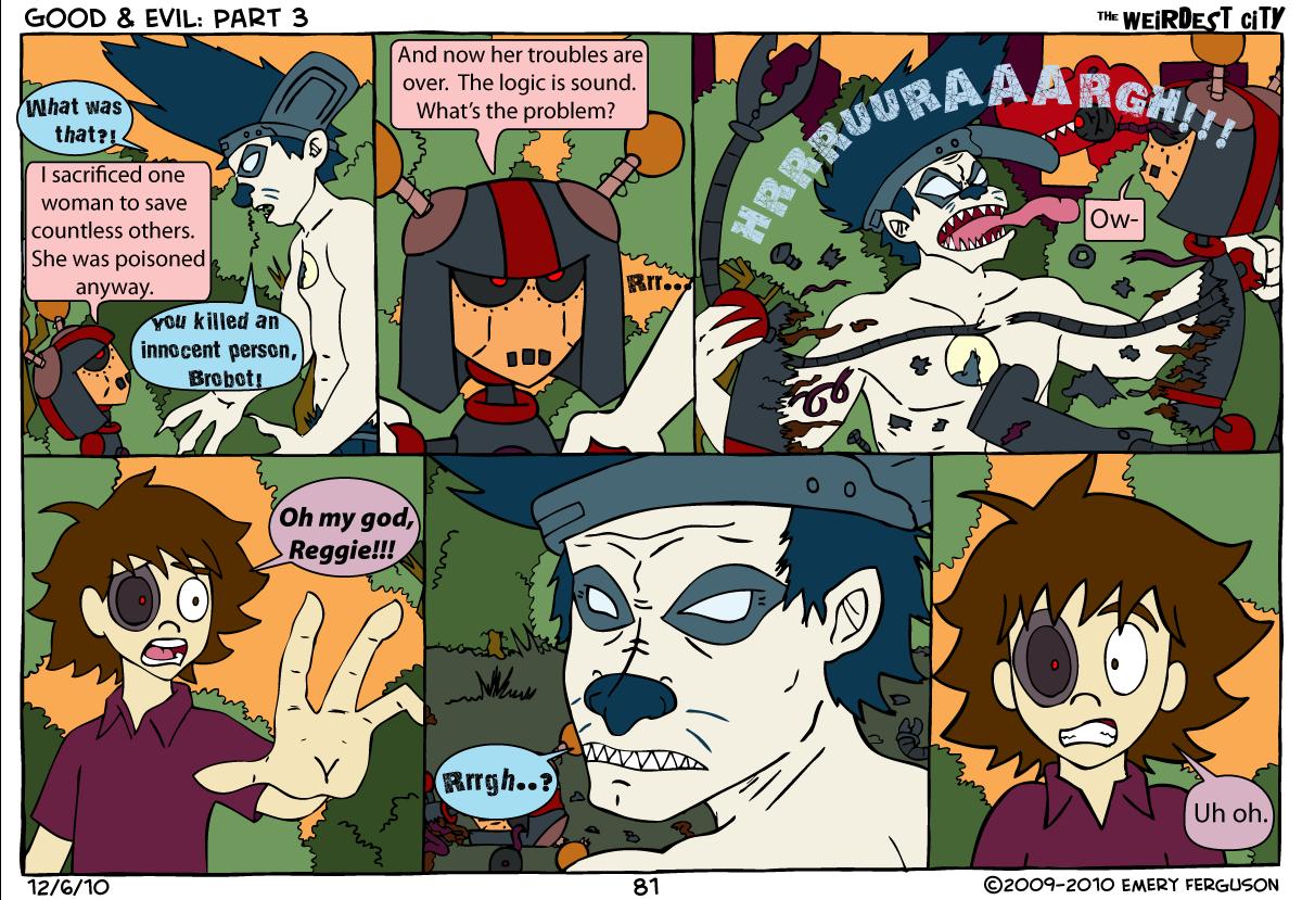 Good & Evil: Part 3