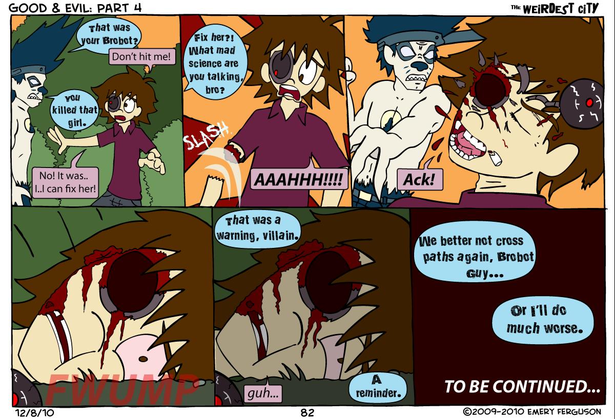 Good & Evil: Part 4